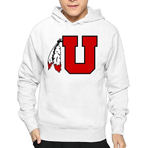 Lightweight 80's Juniors Men Utah Utes Medium - University Utah Mall