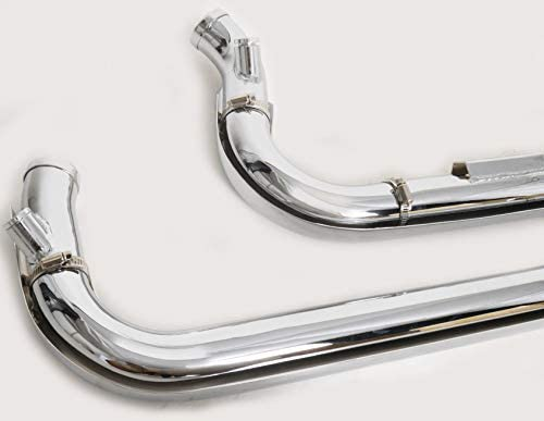 Ultima Chrome Competition Exhaust System for Harley Sportster Models 2004-2016