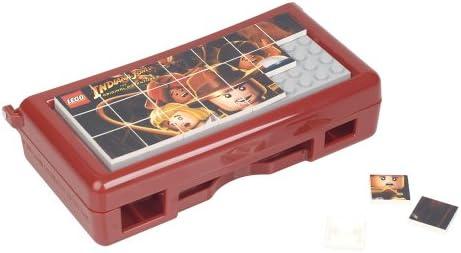9119abce054a Amazon.com  DS Lite Official Nintendo and LEGO Indiana Jones Armor Case -  Red  Nintendo DS  Video Games