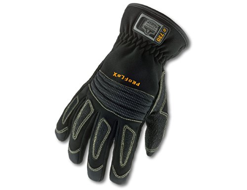 ProFlex 730 Fire & Rescue Performance Work Gloves, Black, Small