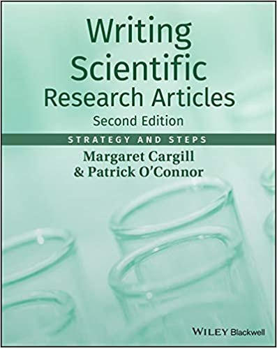 Writing Scientific Research Articles: Strategy and Steps