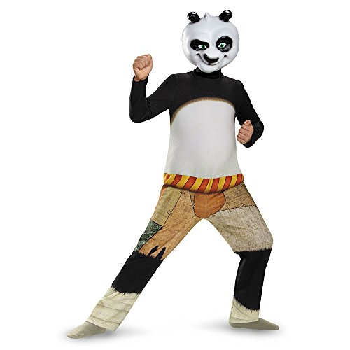 Panda-Po Classic Costume, Small (Halloween Discounts)