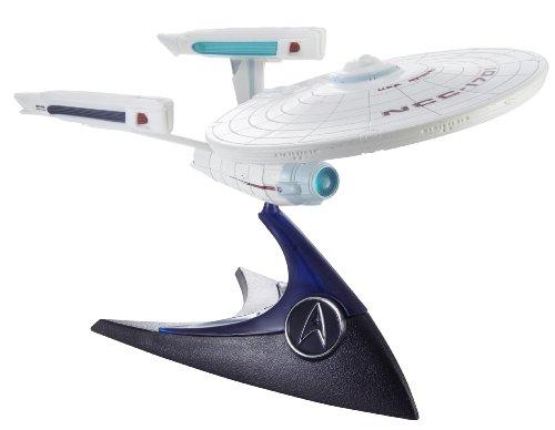 Hot Wheels Star Trek USS Enterprise NCC-1701 Refit (Hot Wheels Star Trek Uss Enterprise Ncc 1701)