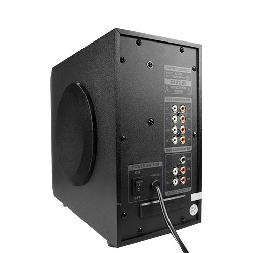 Acoustic Audio Aa5102 800w 5 1 Channel Hom