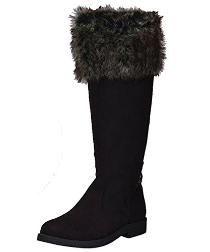 soda boots with fur - 3