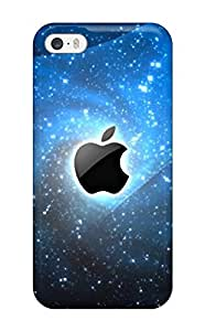 Premium Colourful Apples Back Cover Snap On Case For Iphone 5/5s
