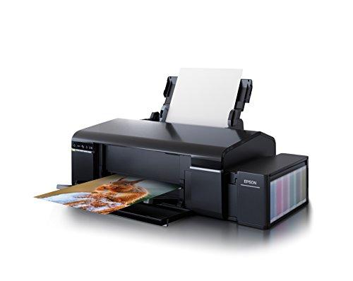Epson L805 Single-Function Wireless Ink Tank Colour Photo