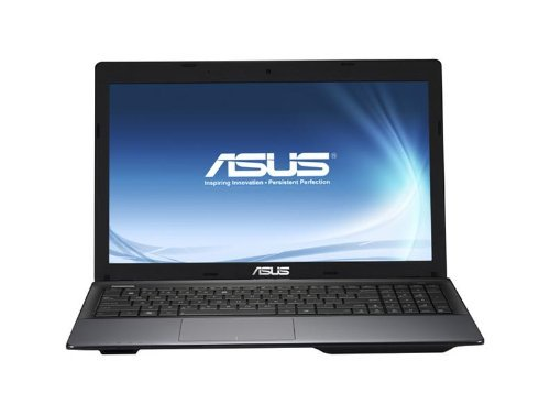ASUS K55 15-Inch Laptop (AMD A-Series Quad-Core A8-4500M 1.9 GHz, 6 GB DDR3, Windows 8) ()