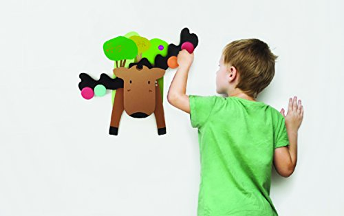 Oribel VertiPlay Goofy Moose-A game of balance