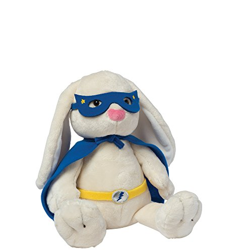 Manhattan Toy Stuffed Plush (Manhattan Toy Superhero Bunny Plush Toy)