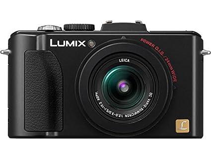 amazon com panasonic lumix dmc lx5 10 1 mp digital camera with 3 8 rh amazon com Panasonic Lumix DMC LX5 Manual panasonic lumix dmc-lx5 instruction manual