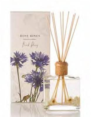 Rosy Rings Botanical Reed Diffuser 13 Oz. - Beach Daisy by Rosy Rings