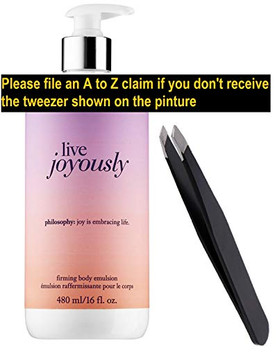 Body Emulsion 16 fl oz+FREE PROFESSIONAL TWEEZER ($15 VALUE) ()