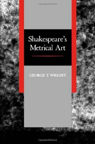 The Passion of Meter: A Study of Wordsworth?s Metrical Art: Study of Wordsmiths Metrical Art