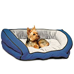 Amazon.com : K&H Pet Products Bolster Couch Pet Bed Small