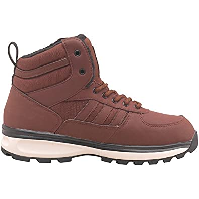 adidas originals mens chasker boots burgundy/black