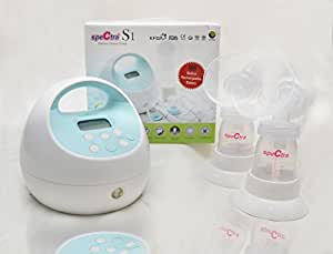 Spectra Baby USA S1 Hospital Grade Double/single Breast Pump W Rechargeable Battery with Tote