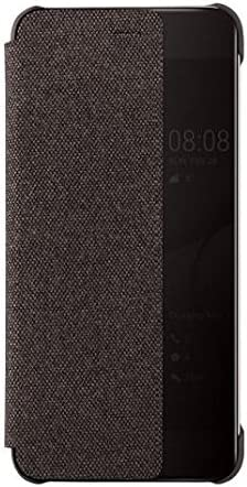 Huawei Flip View Cover Case for P10 Plus - Brown