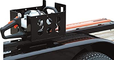 Buyers LT15 Multi-Rack Landscape Truck & Trailer Rack For Chain Saws, Hedge Trimmers or Handheld Blowers