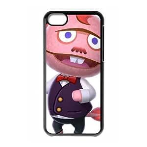 iPhone 5c Cell Phone Case Black Animal Crossing New Leaf Jpgur