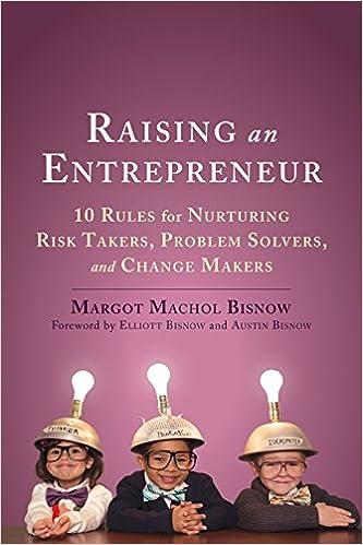 Raising An Entrepreneur: 10 Rules For Nurturing Risk Takers ...