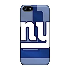 Hot Adq23015PtkH Cases Covers Protector For Iphone 5/5s- New York Giants Black Friday