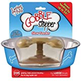 Loving Pets Gobble Stopper Slow Pet Feeding Supplies for Dogs, Large