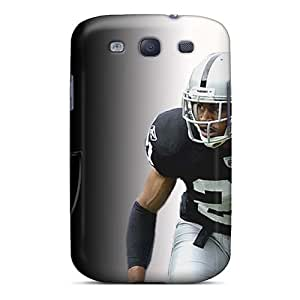 Galaxy S3 Case Slim [ultra Fit] Oakland Raiders Protective Case Cover