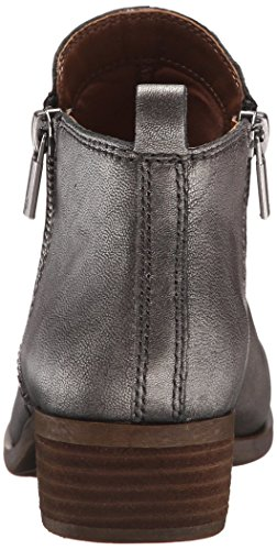 BASEL Pewter Ankle Lucky Women's Boot Brand AwEqBSqPx