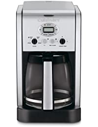 Cuisinart Coffeemaker Machine Programmable Cbc 5200Pc Basic Facts
