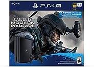 PlayStation 4 Pro 1TB Console - Call of Duty: Modern Warfare Bundle (Renewed)
