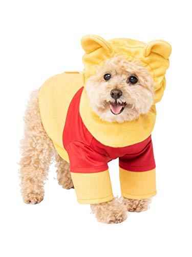 Rubie's Disney: Winnie the Pooh Pet Costume, Winnie, X-Large]()