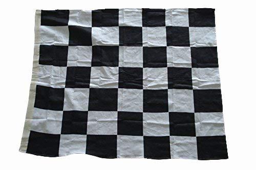 The Checkered Flag - Nascar Racing Flag - Black and White - CAR/Race (Cotton, 27