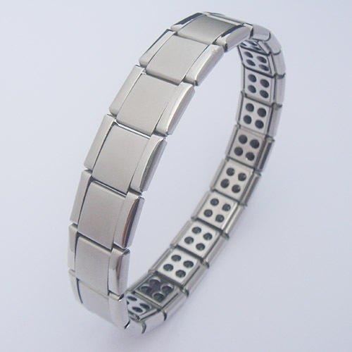 Energy Magnetic Titanium Germanium Bracelet