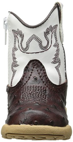 Pictures of Roper Cowbaby Ostrich Western Boot (Infant/Toddler) 6