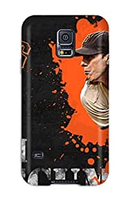 Best san francisco giants MLB Sports & Colleges best Samsung Galaxy S5 cases 2224848K678570459