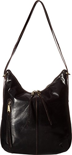 Hobo Women's Merrin Black Handbag by HOBO