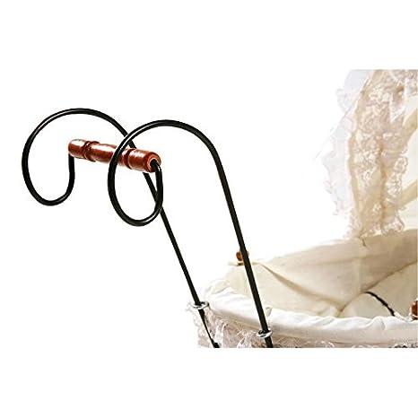 Amazon.es: small foot company 8755 - Cochecito de muñecas antiguo de mimbre: Juguetes y juegos