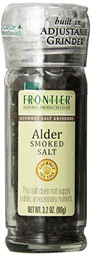 - Frontier Salt Grinder - Alder Smoke - 3.2 Ounces