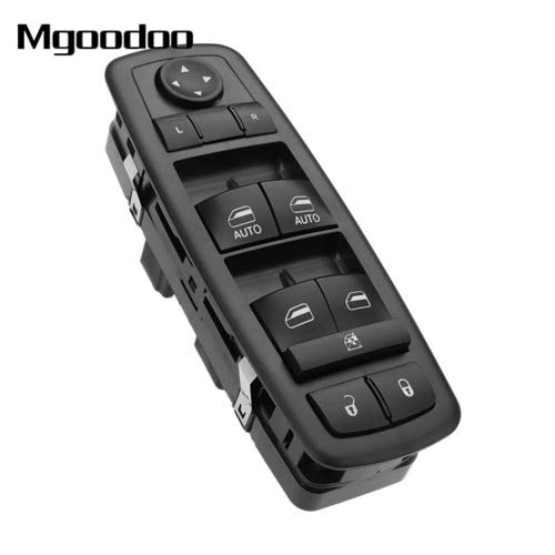 Transport-Accessories - Power Window Master Switch 4602863AD 4602863AB 4602863AC Switch For 2009-2012 Dodge Ram 1500 2500 3500 Truck Quad Crew Mega Cab