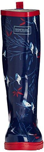 7km Femme Lady Fairweather Bleu De Pluie navy sorbetp Regatta Bottes HzqwXqZ