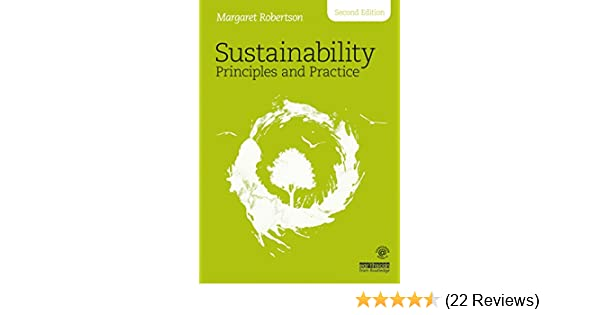 Sustainability Principles And Practice EBook