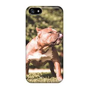 Cute PC Muscle Dog For SamSung Galaxy S4 Mini Phone Case Cover