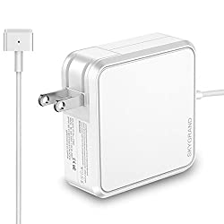 Macbook Air Charger, SkyGrand Replacement 45W Magsafe 2 (T) Style Connector AC Power Adapter for Macbook Air 11 inch and 13-inch