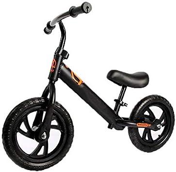 Andador de Bicicletas para Niños Bicicletas de equilibrio para niños Sin pedal Edad 3-5 Racing Scooter Para caminar Aprendiendo bicicleta para chicos Chicas Neumáticos de vacío Fácil de Retraer