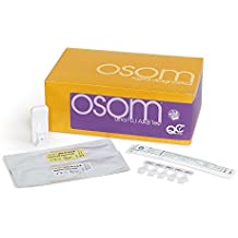 Sekisui Diagnostics OSOM Ultra Flu A&B Test, 25 Tests