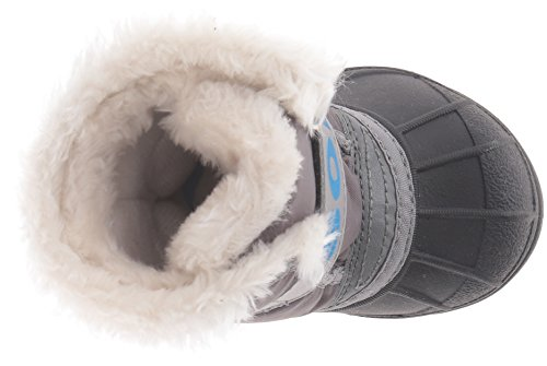 Junior Snow Dark Grey Bottes Commander light Sorel Fog qpxROwd