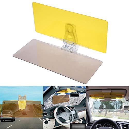 DSGJHJKTO Universal Car Anti-Glare Goggle Sun Visor Anti Dazzling Day Night Vision Sunlight Lamp Light Shield Driving Goggle Mirror