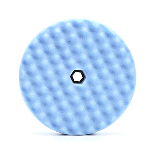 3M Perfect-It Ultrafine Foam Polishing Pad (05708) – For Paint Finishing on Cars, Trucks, Boats and RVs – Double-Sided – 8 Inches by Perfect-It (Image #1)
