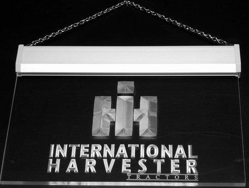 D133-b International Harvester Tractor Neon Light Sign